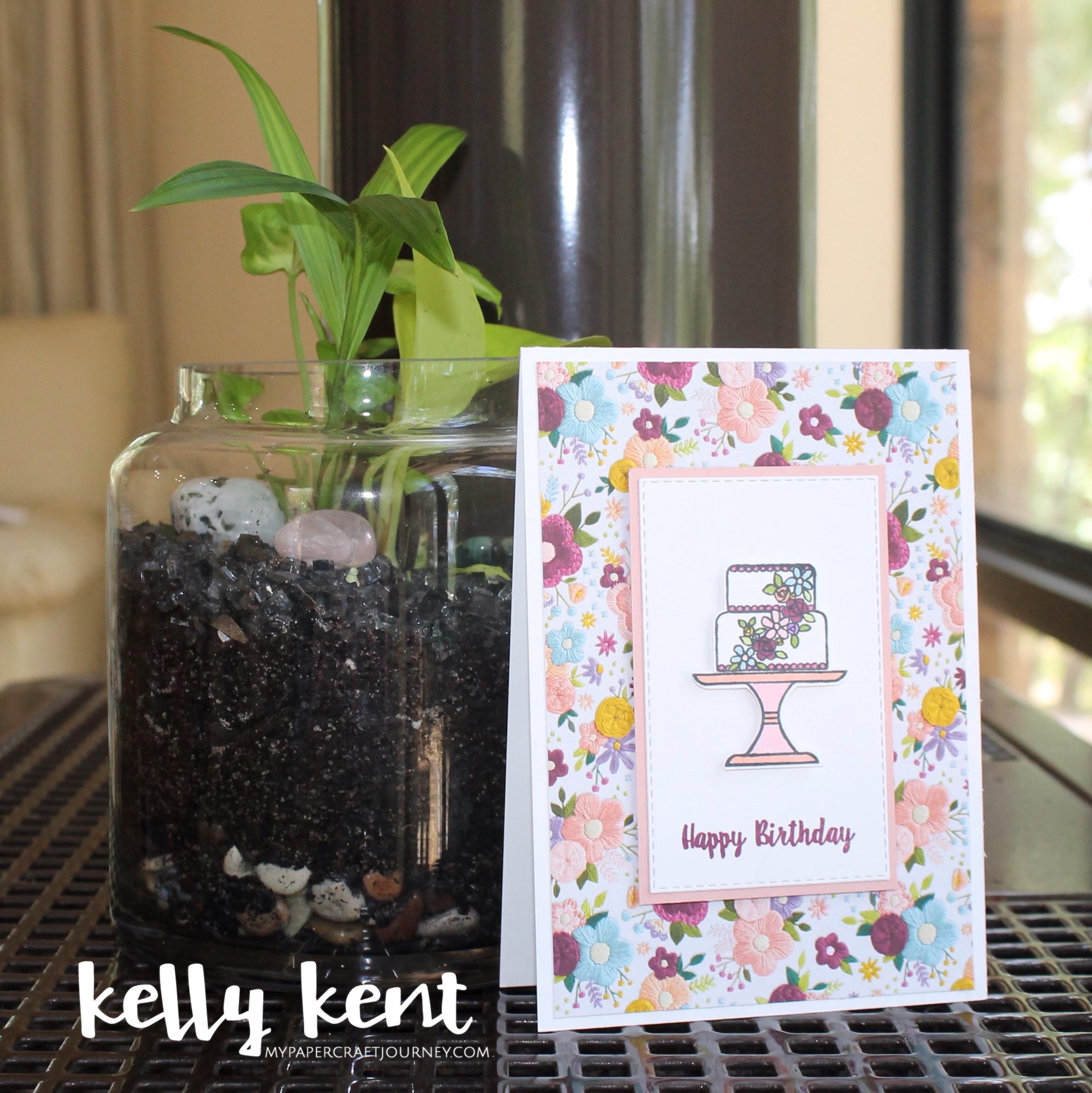 Piece of Cake & Needlework Nook | kelly kent