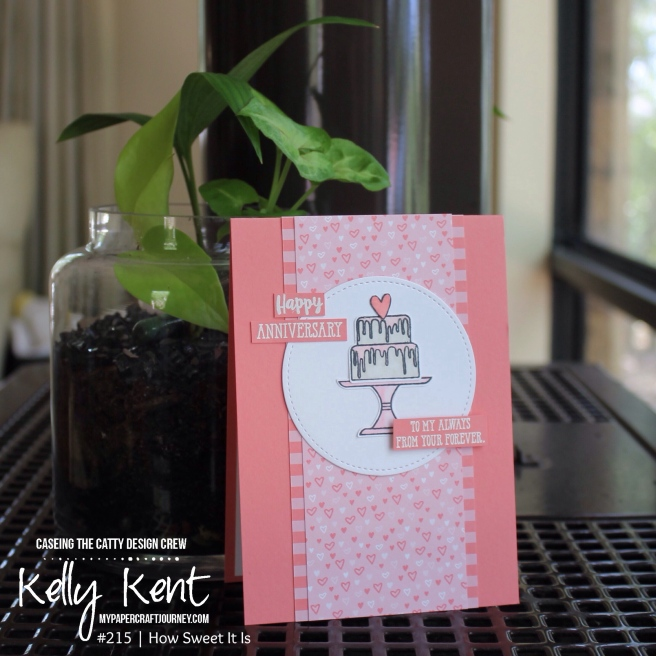 Piece of Cake + All My Love | kelly kent