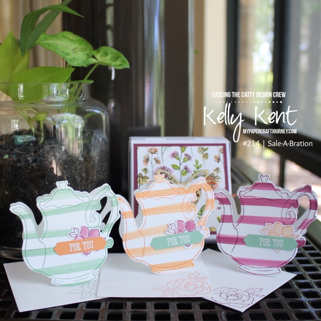 Share What You Love Tea Pot Gift Set | kelly kent