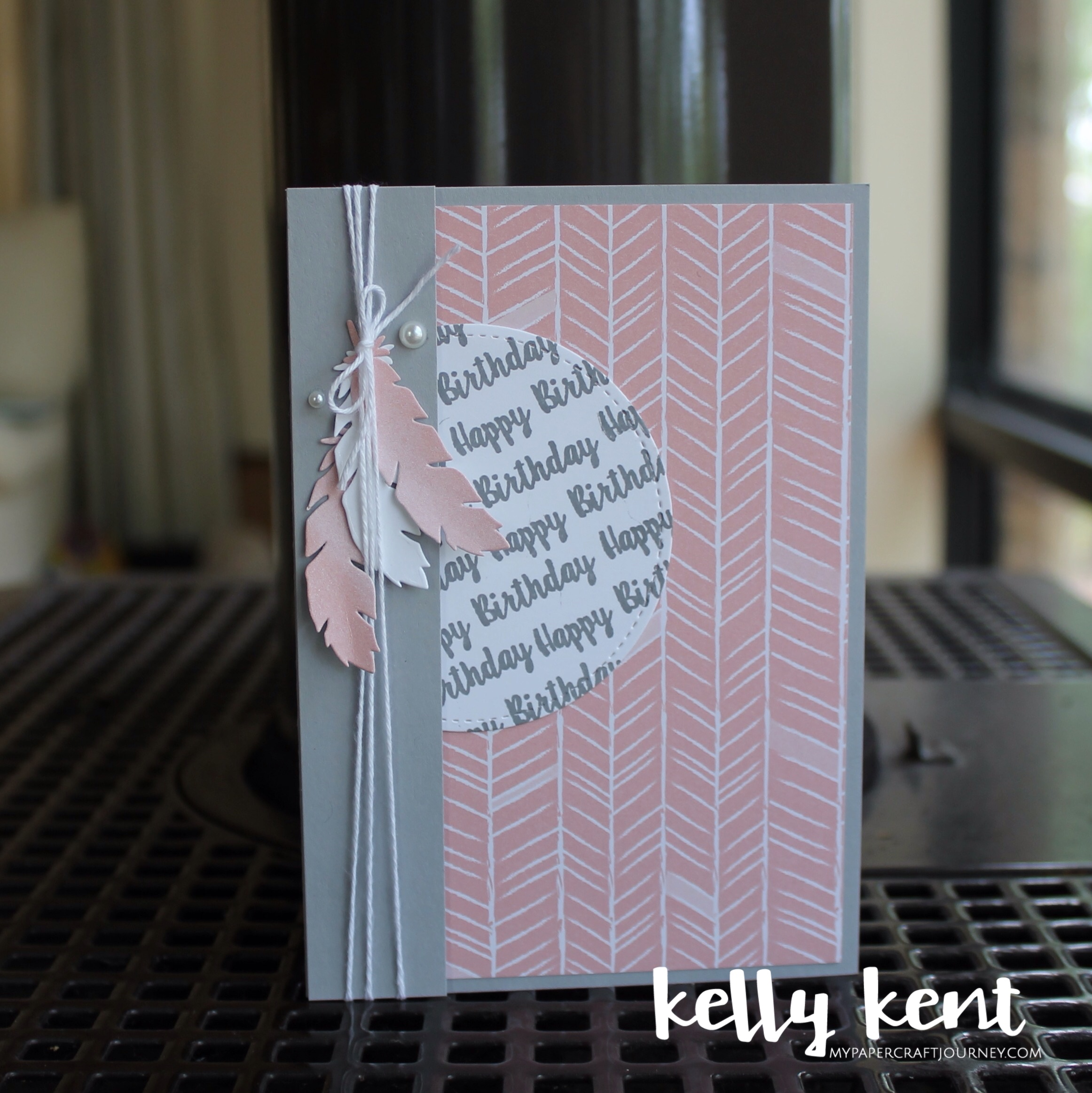 Birthday Feathers | kelly kent