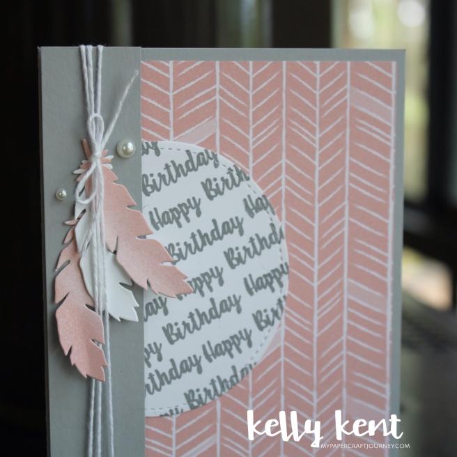 Birthday Feathers | kelly kent