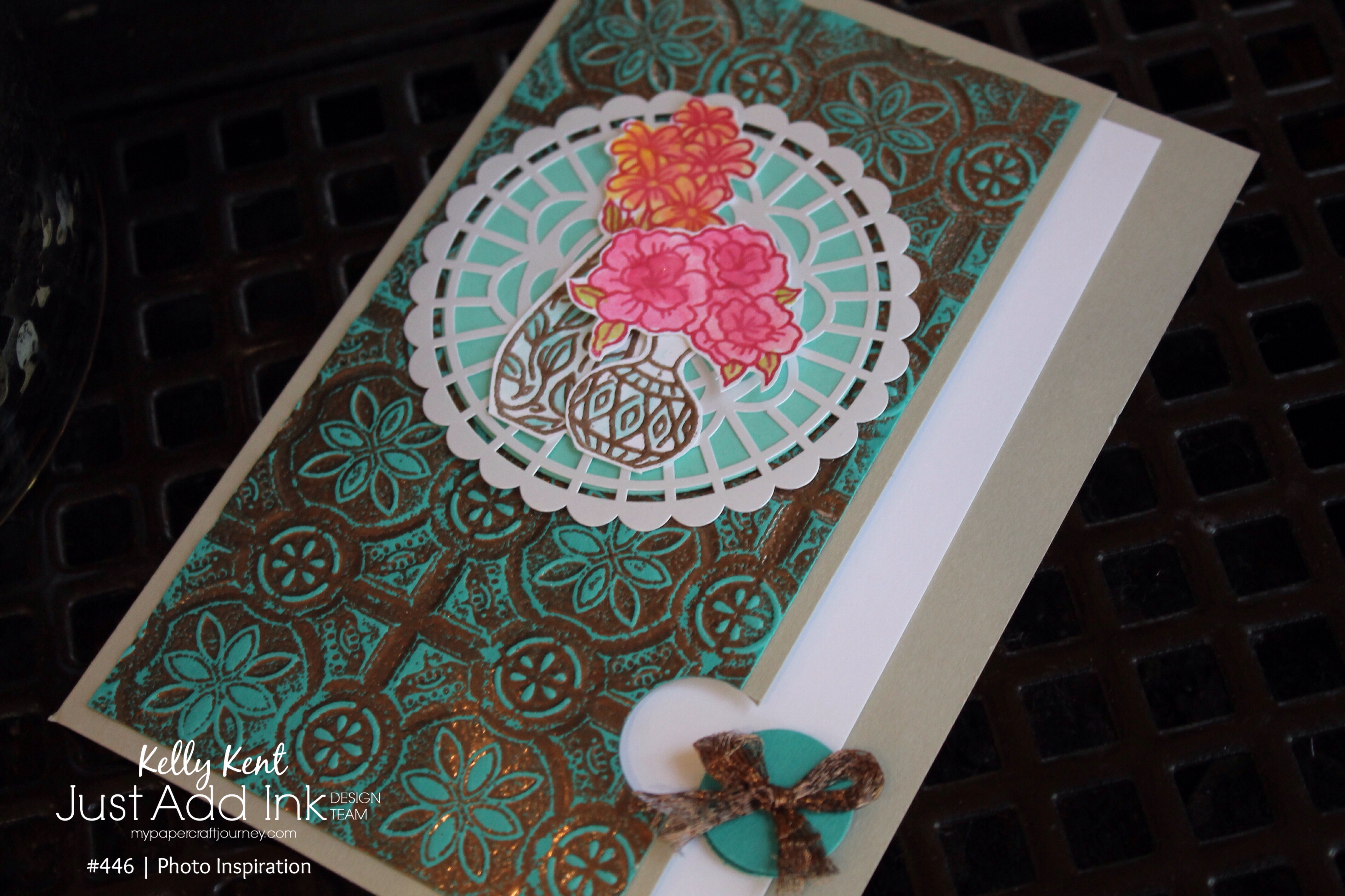 Pull Out Side Pocket Card | kelly kent