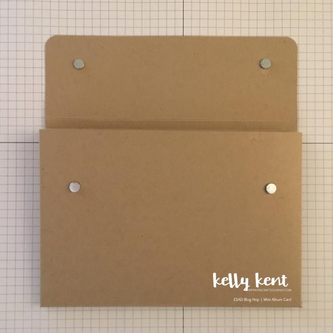 Mini Album Card | kelly kent