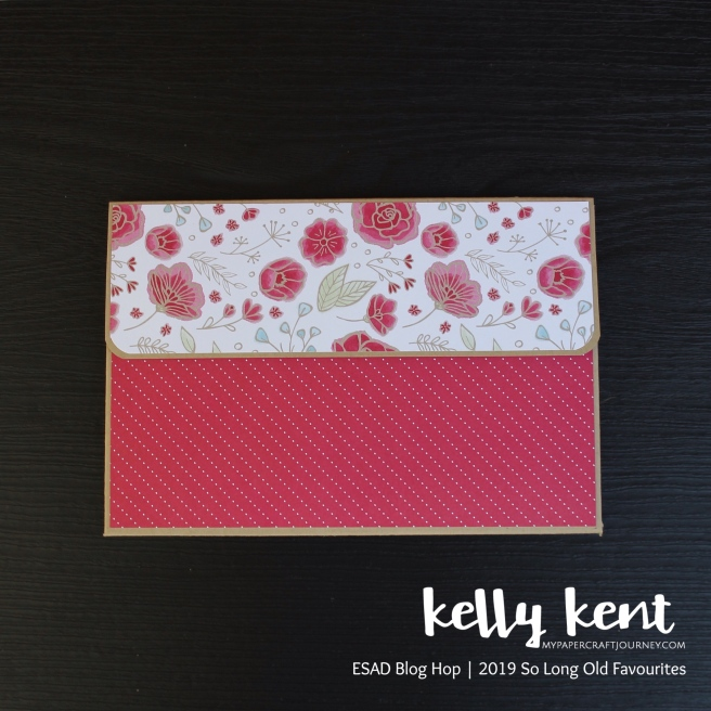 Mini Album Card | kelly kent