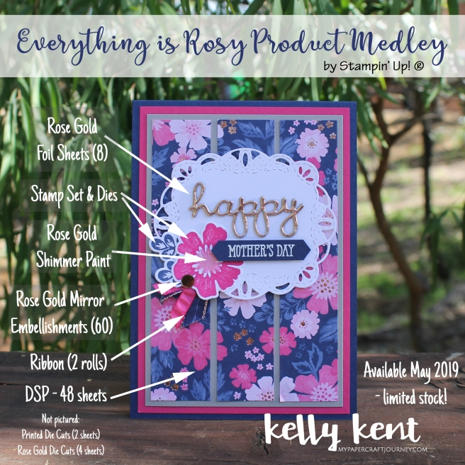Everything is Rosy | kelly kent