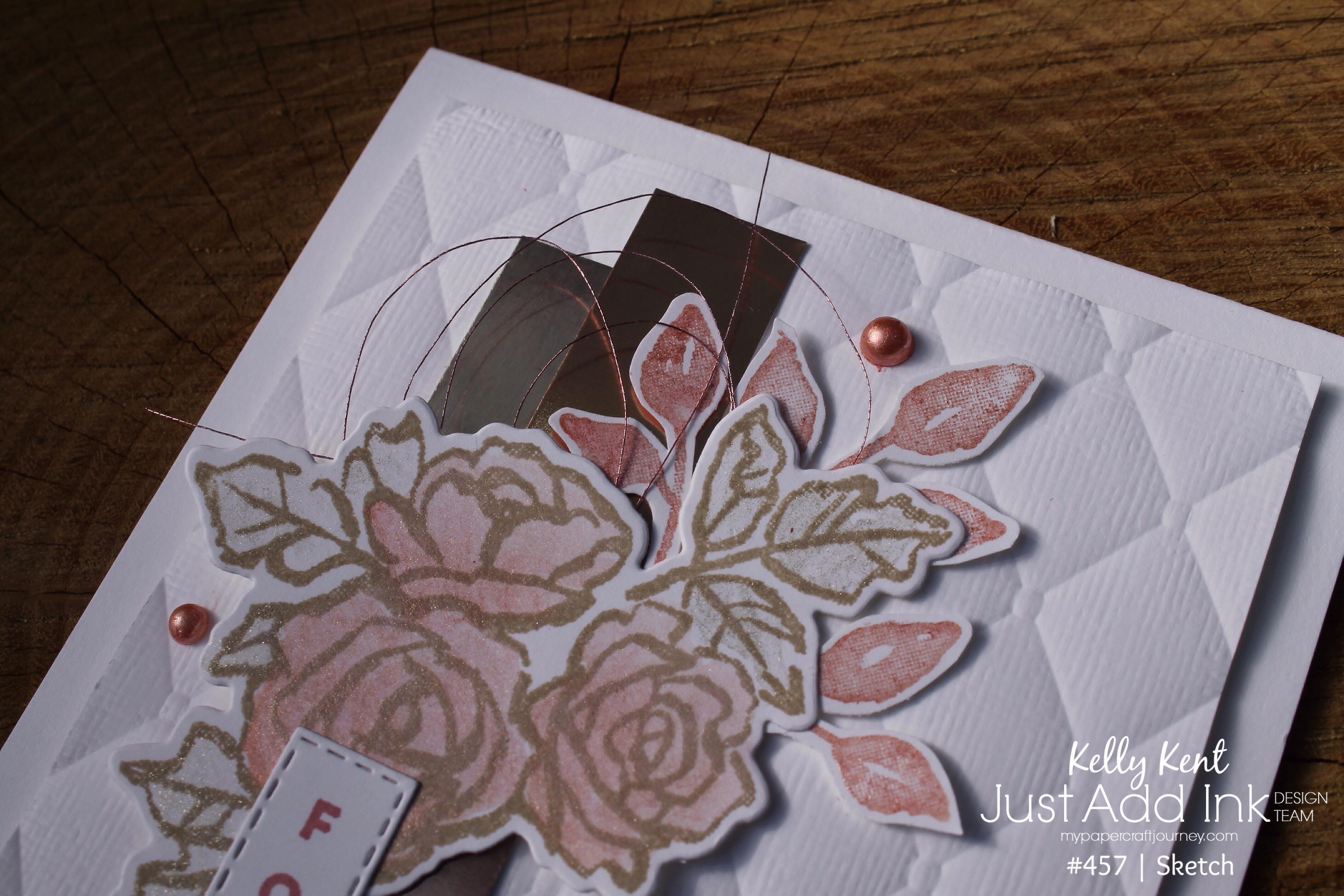 Rose Gold Petal Palette | kelly kent