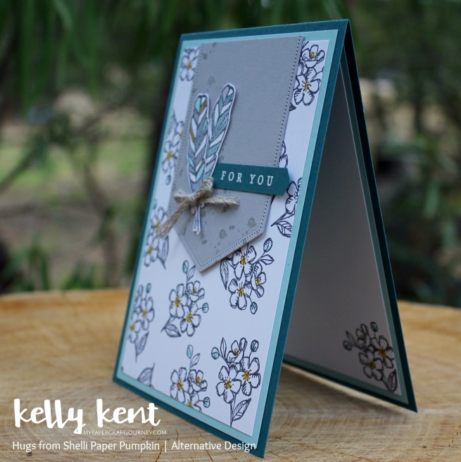Hugs from Shelli - alternative design | kelly kent