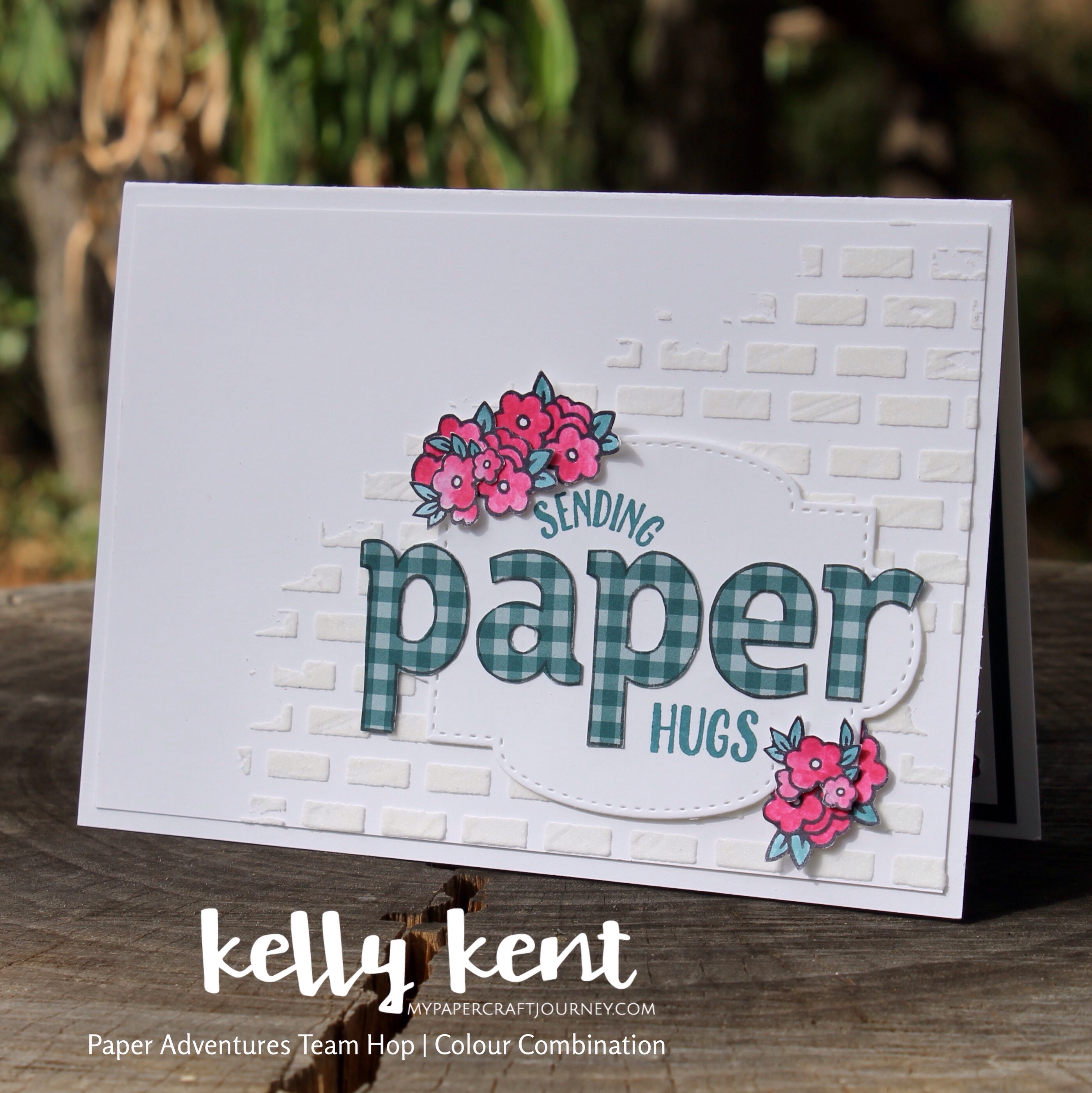 Paper hugs | kelly kent