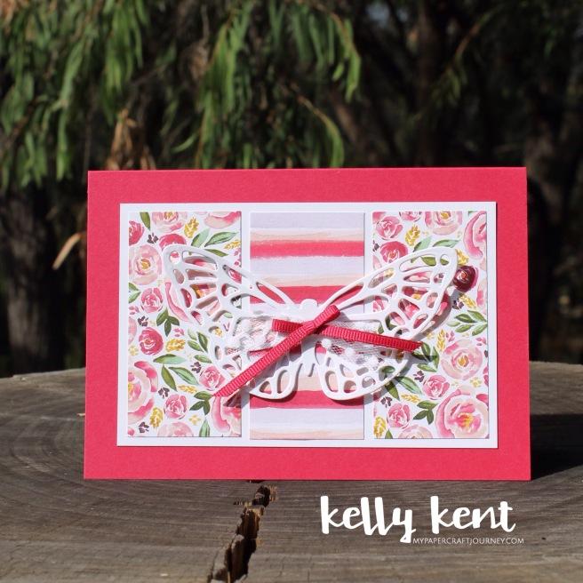 Springtime Butterfly | kelly kent