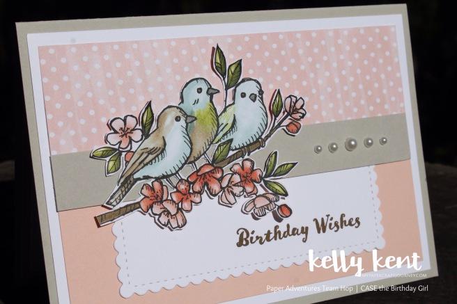Birthday Wishes   kelly kent