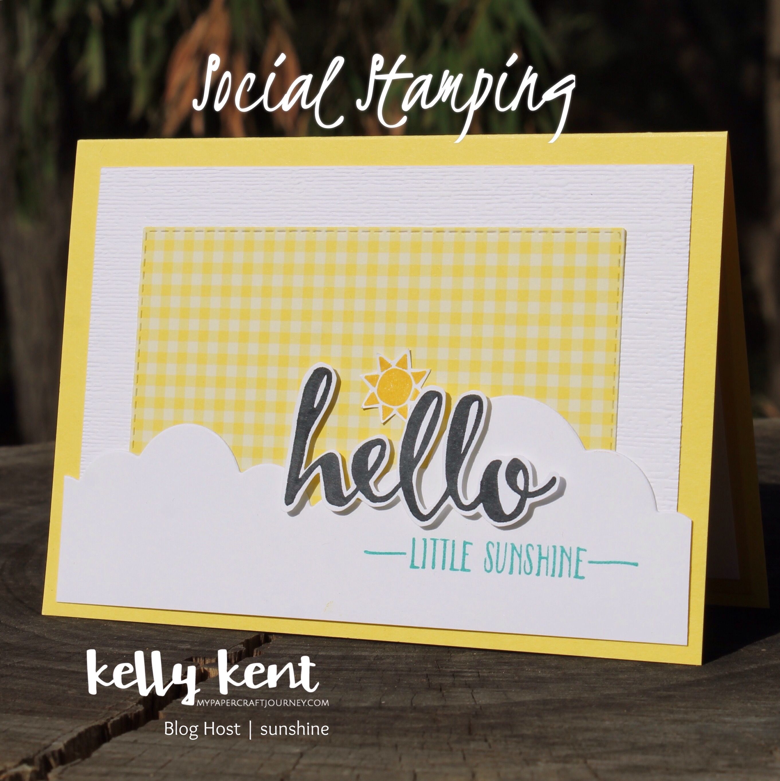 Hello Sunshine | kelly kent