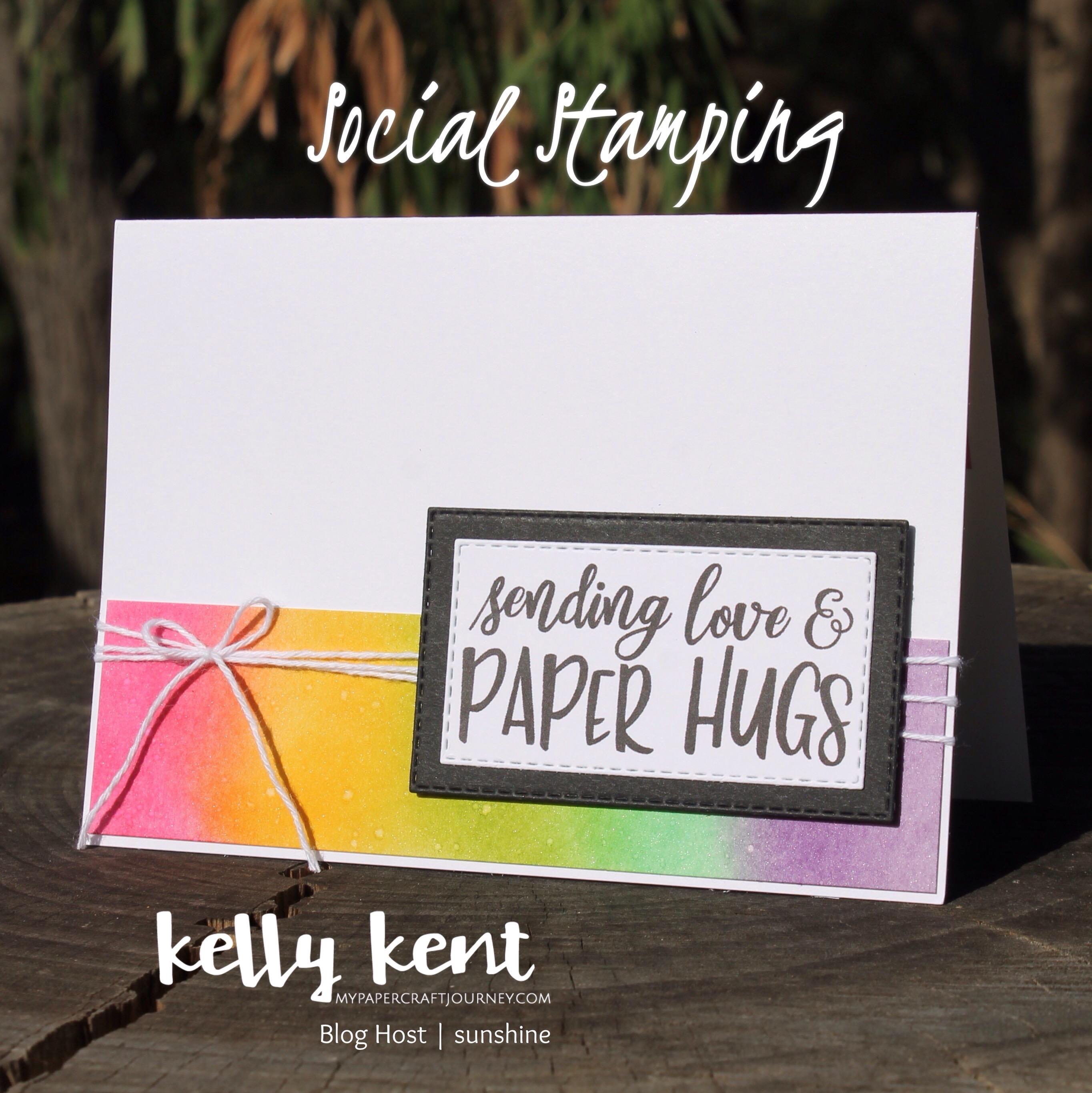 Love & Paper Hugs | kelly kent