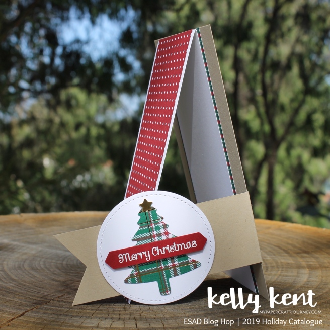 Wrapped in Plaid DSP | kelly kent