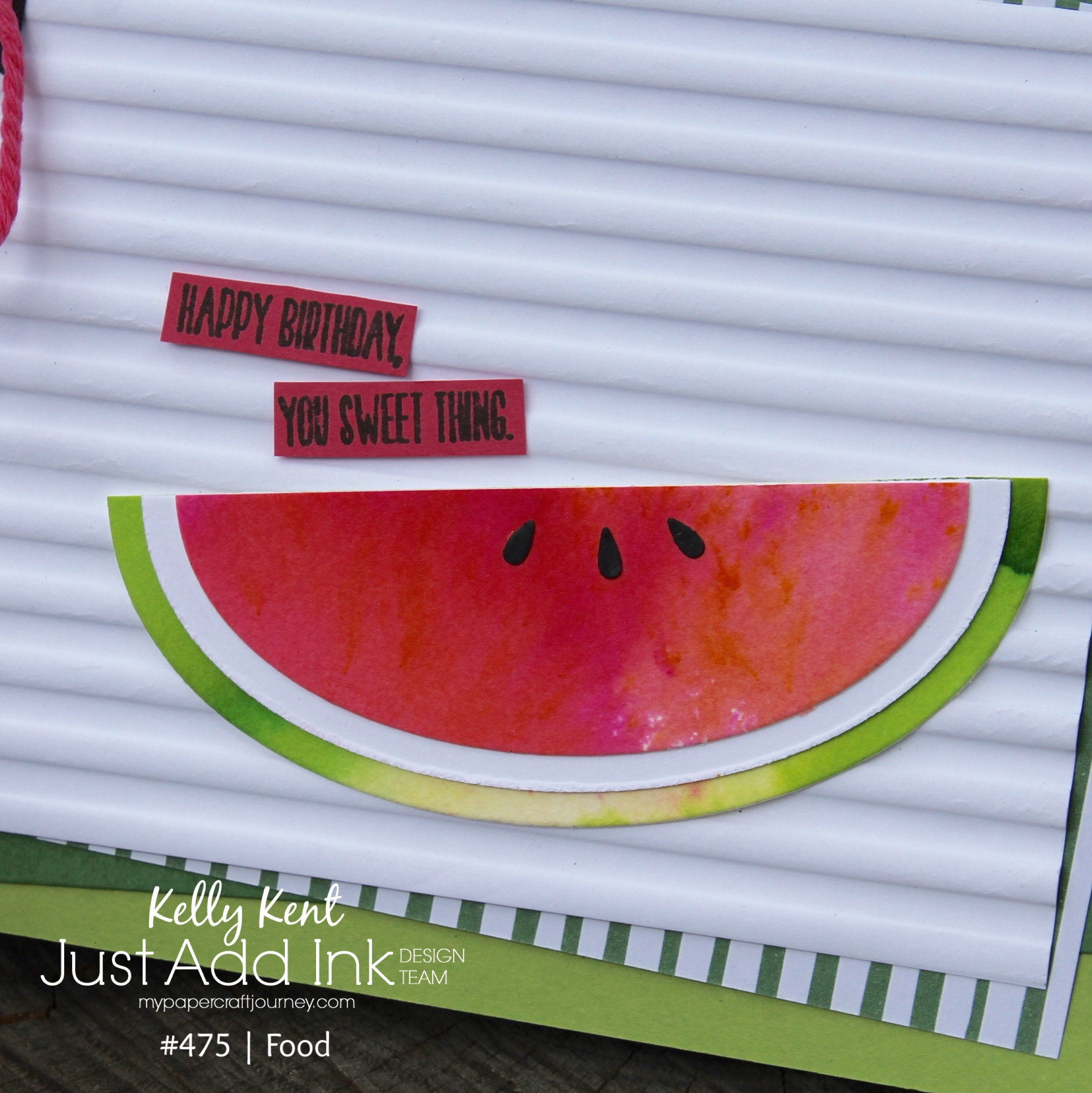Pigment Sprinkles Watermelon | kelly kent