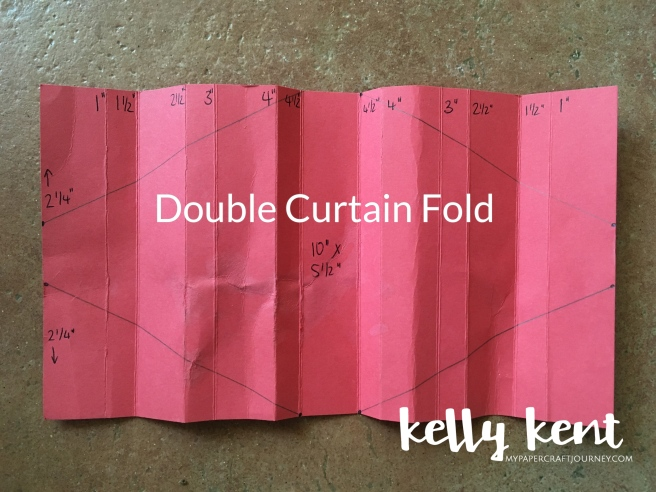 Double Curtain Fold | kelly kent