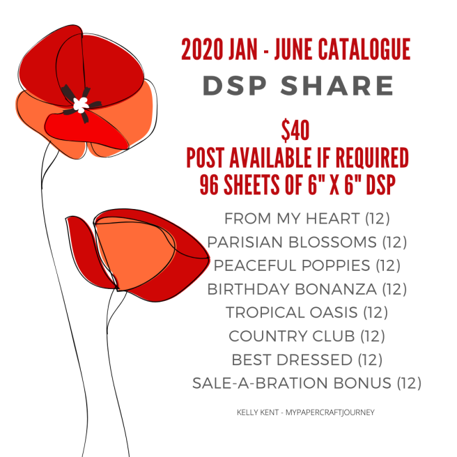 2020 Jan - June DSP Share | kelly kent