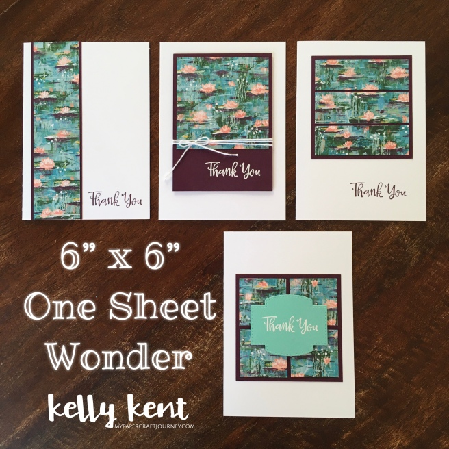 "One 6"" Sheet Wonder 