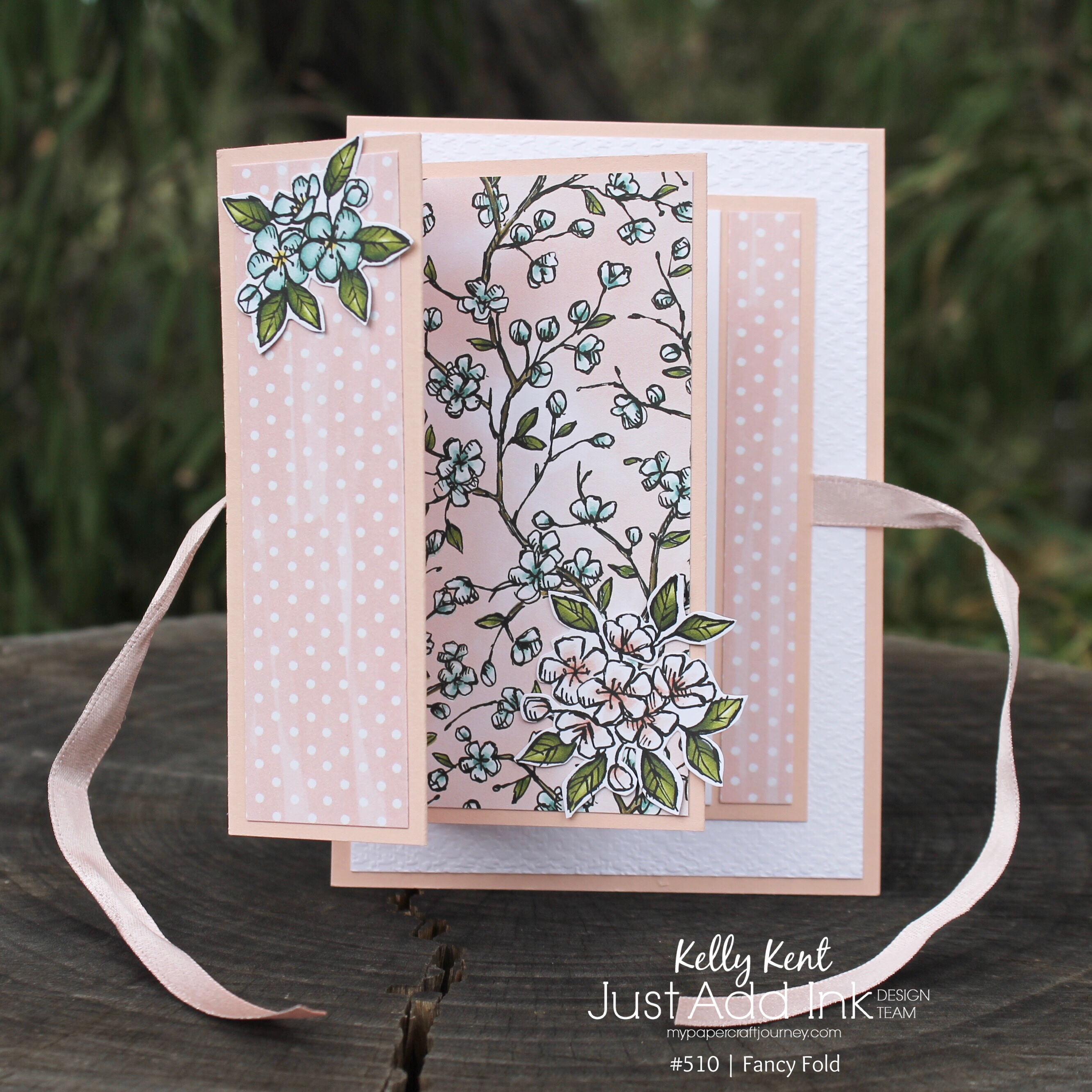 Accordion Fancy Fold | kelly kent