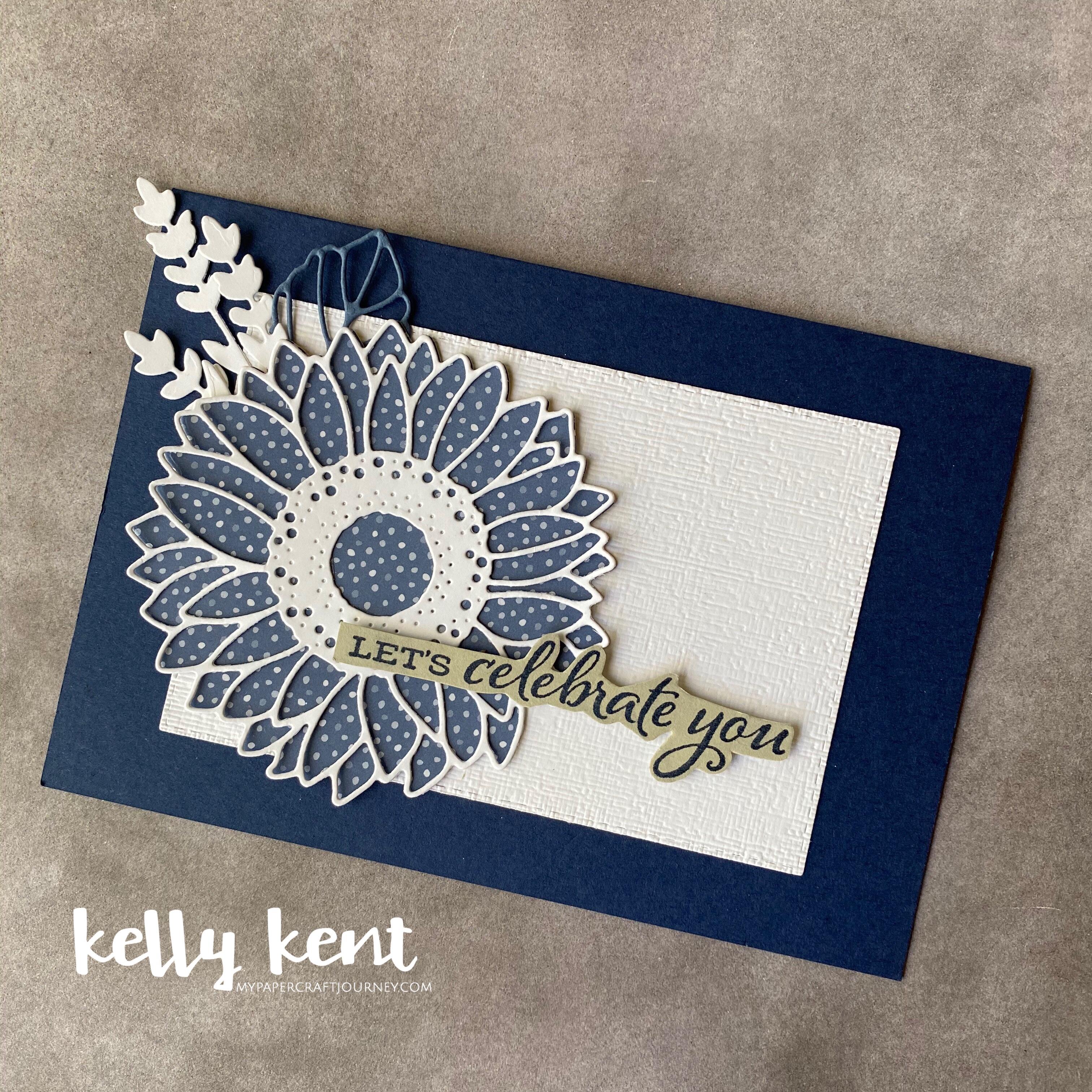 Celebrate Sunflowers | kelly kent