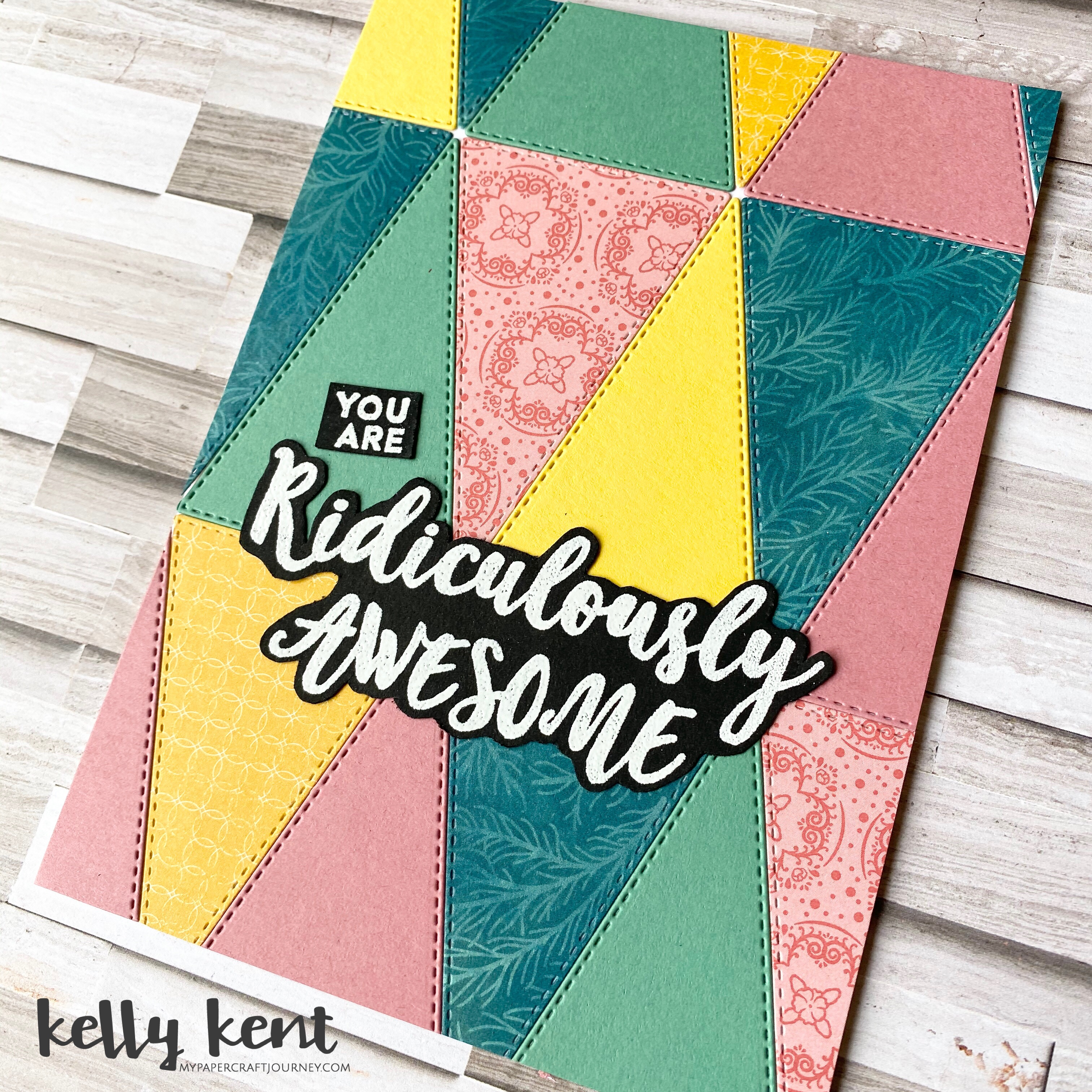 Ridiculously Awesome Triangles | kelly kent