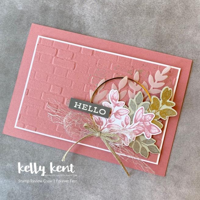 Forever Fern | kelly kent