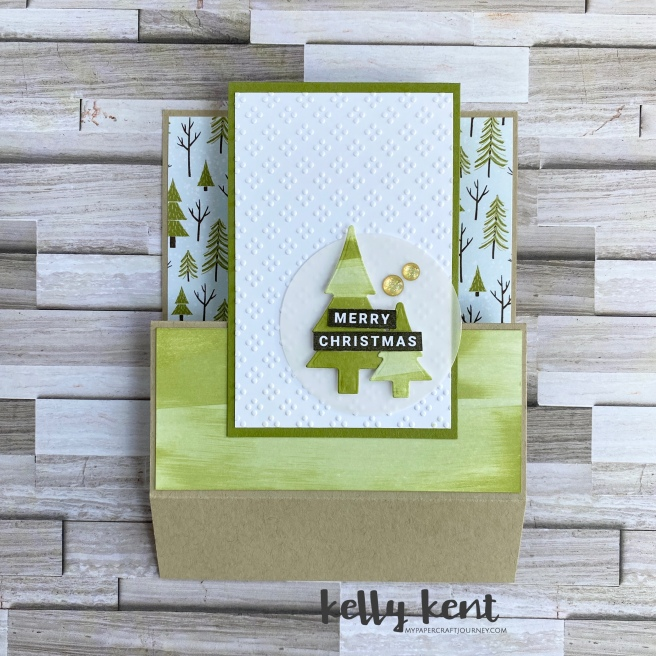 Step Panel Card | kelly kent