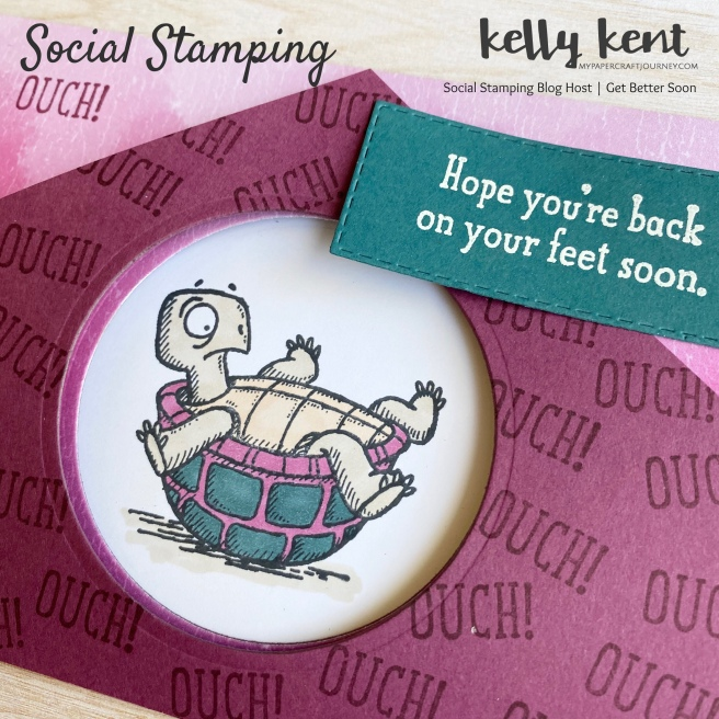 Back on Your Feet | kelly kent