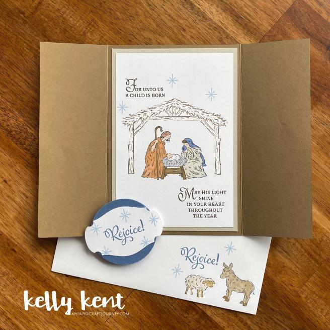 Peaceful Nativity | kelly kent