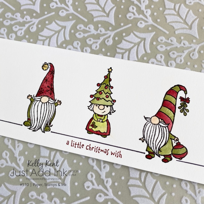Gnome for the Holidays | kelly kent