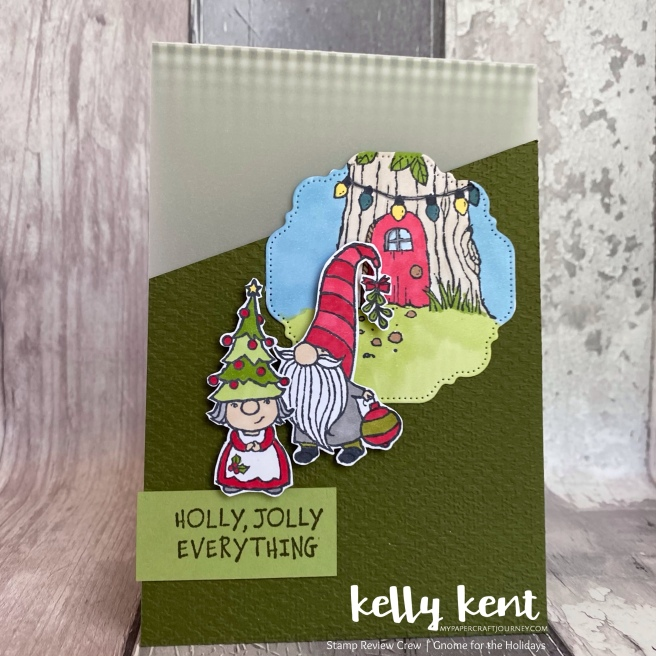 Gnome for the Holidays   kelly kent