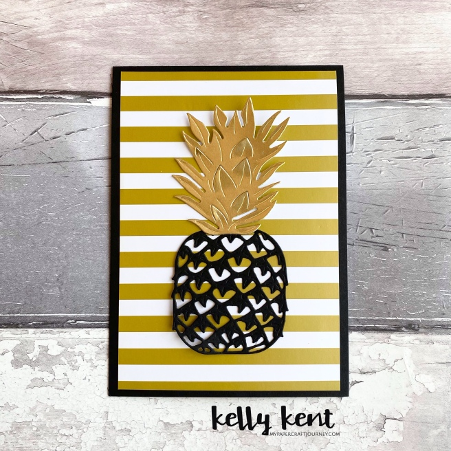 Gold Pineapple | kelly kent