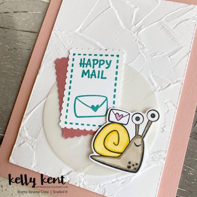 Snailed It | kelly kent