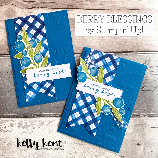 Berry Blessings | kelly kent