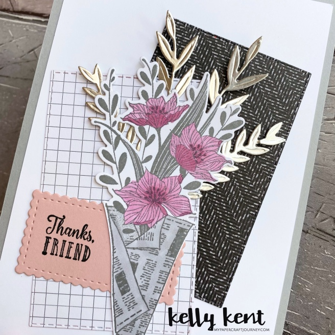 Wrapped Bouquet | kelly kent