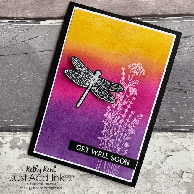 Dragonfly Garden | kelly kent