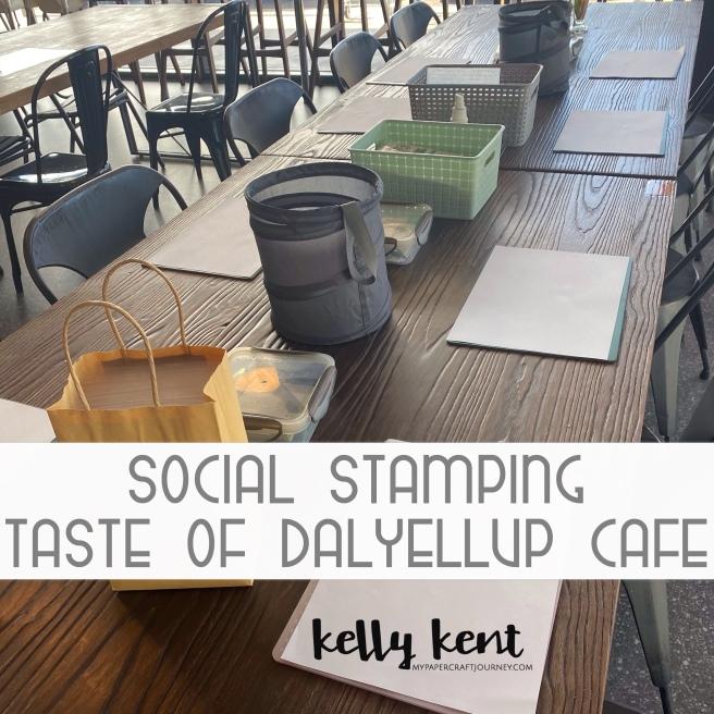 Social Stamping | kelly kent