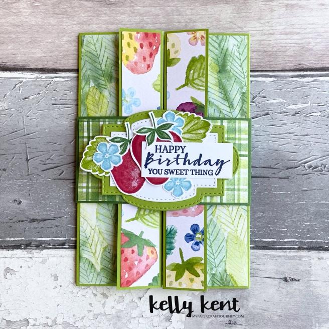 Sweet Strawberry | kelly kent