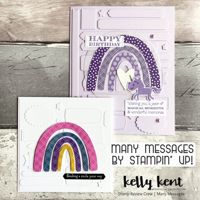 Many Messages | kelly kent